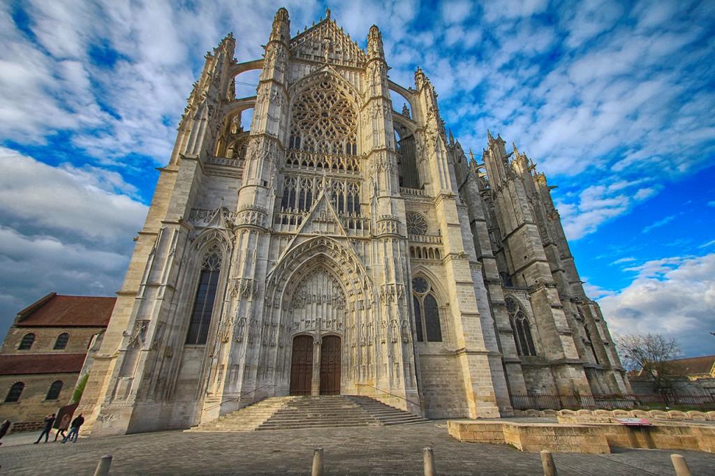 Catedral de Saint Pierre de Beauvais