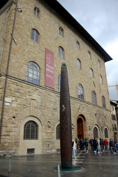 El Palazzo Castellani, sede del Museo Galileo. Foto: © Lola Vázquez