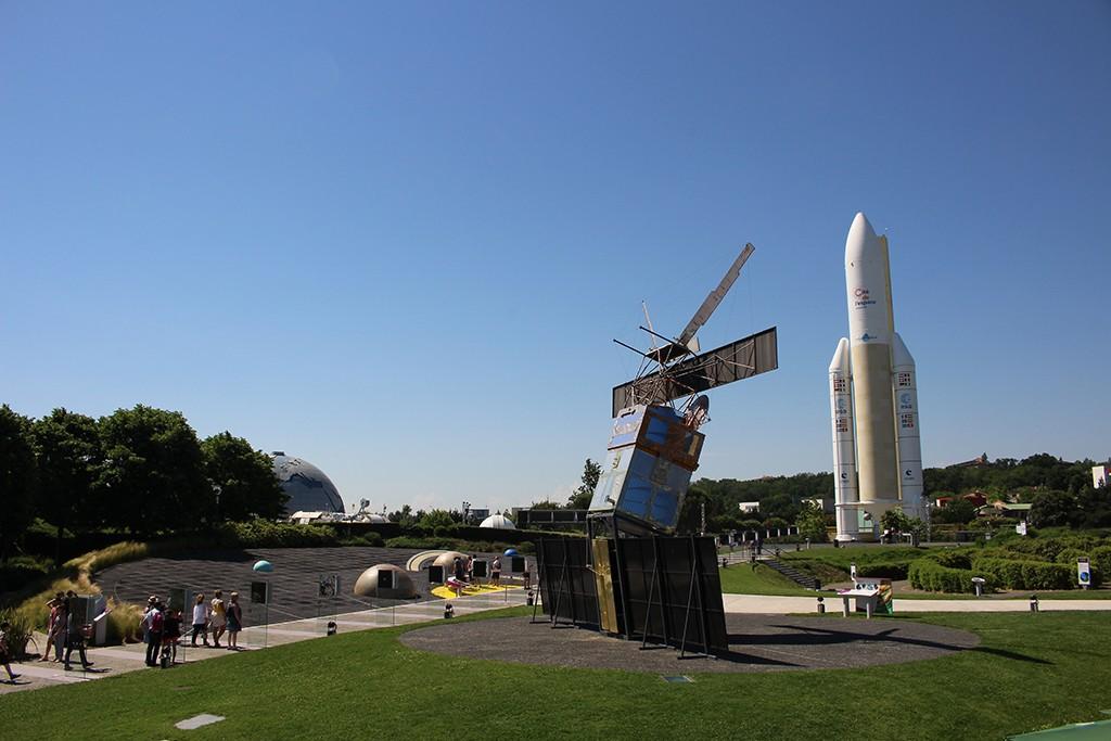 Vista general de la Cité de l'Espace. Foto: © Lola Vázquez