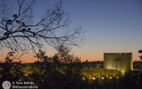 Conjunción Venus-Júpiter sobre el Puente Romano de Córdoba. 13 de noviembre de 2017. Foto: © Paco Bellido