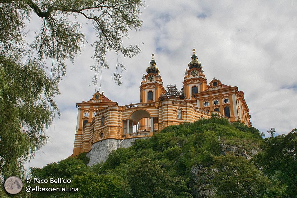Abadía de Melk. Foto: © Paco Bellido