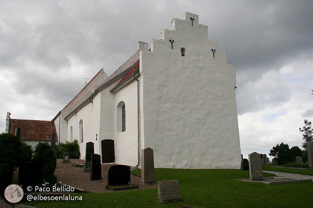 Iglesia de St. Ibbs. Foto: Paco Bellido