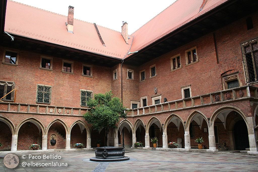 Collegium Maius de Cracovia. Foto: © Paco Bellido