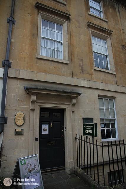 El Museo de Herschel en Bath