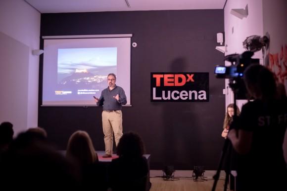 TEDx Lucena: Mirando al cielo