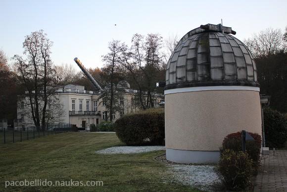 El observatorio de Archenhold
