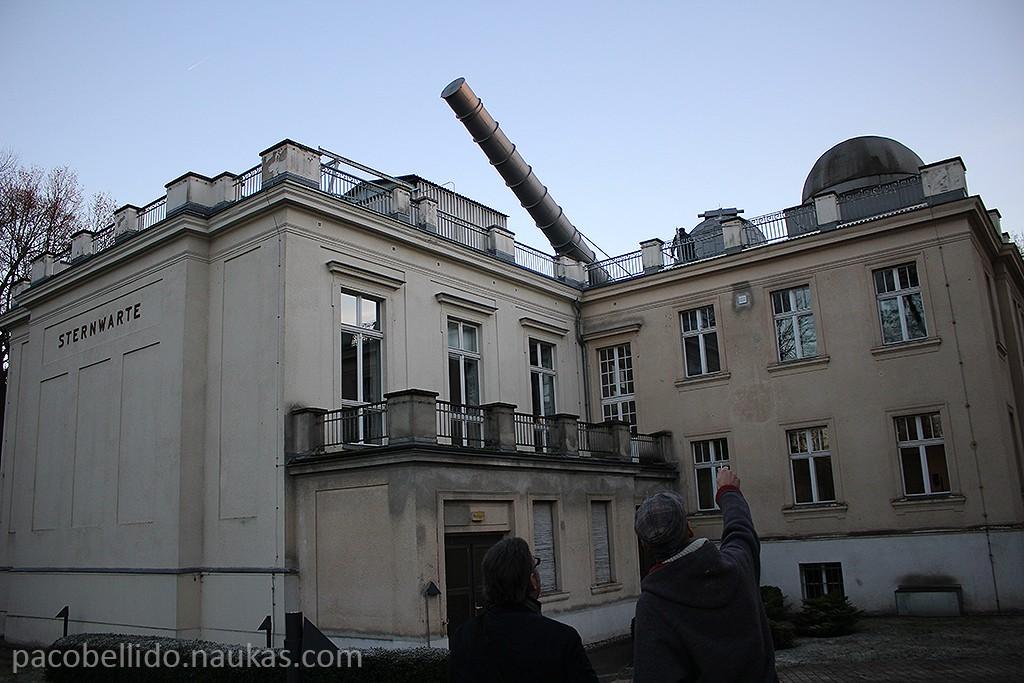 Observatorio de Archenhold. Foto: © Lola Vázquez
