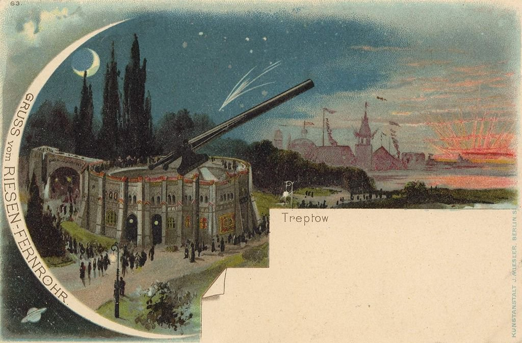 Postal conmemorativa. Crédito: Wikimedia Commons.