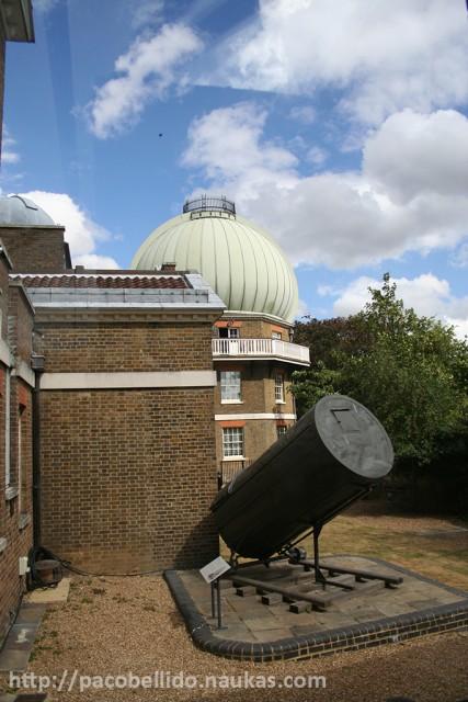 El Observatorio Real de Greenwich