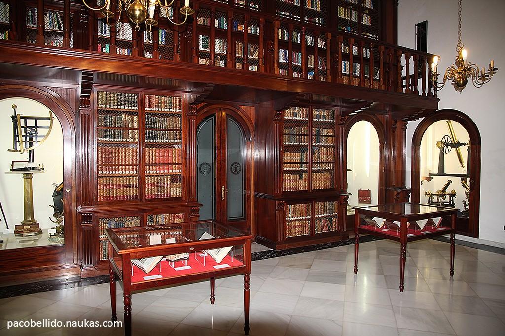 Otra sala de la biblioteca. Foto: © Paco Bellido