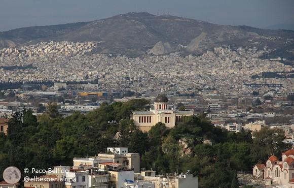El Observatorio Nacional de Atenas