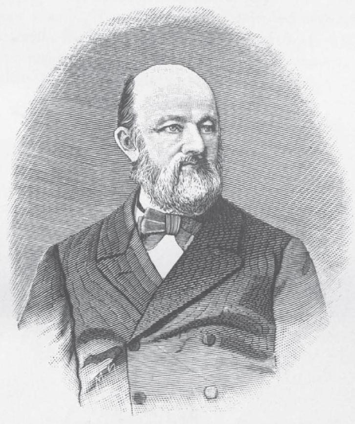 Johann Friedrich Julius Schmidt. Crédito: Wikimedia Commons