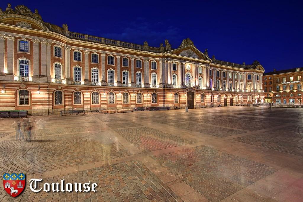 Capitole de Toulose. Foto: © Paco Bellido