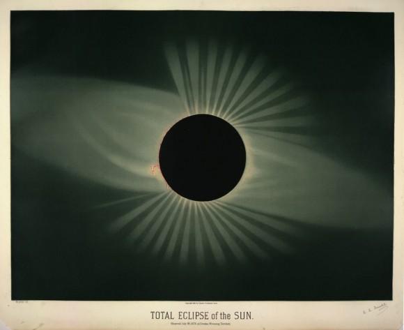 El arte astronómico de Étienne Trouvelot