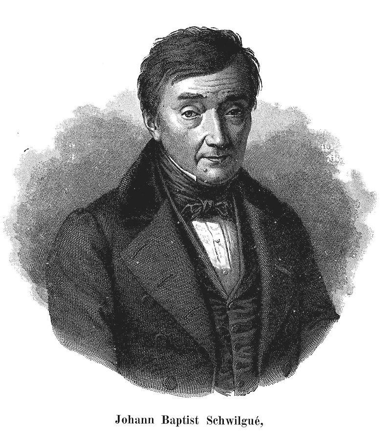 Jean Baptiste Schwilgué. Crédito: Wikimedia Commons