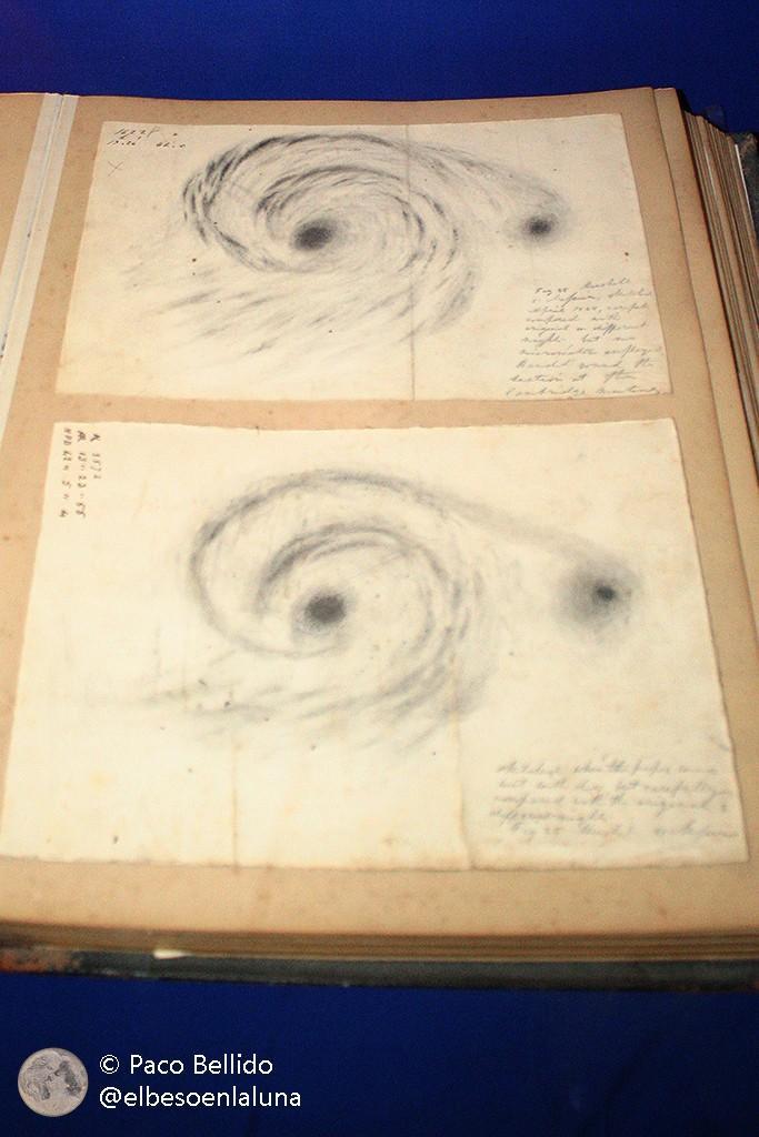 La naturaleza espiral de M51, uno de los descubrimientos de este telescopio gigante. Foto: © Paco Bellido