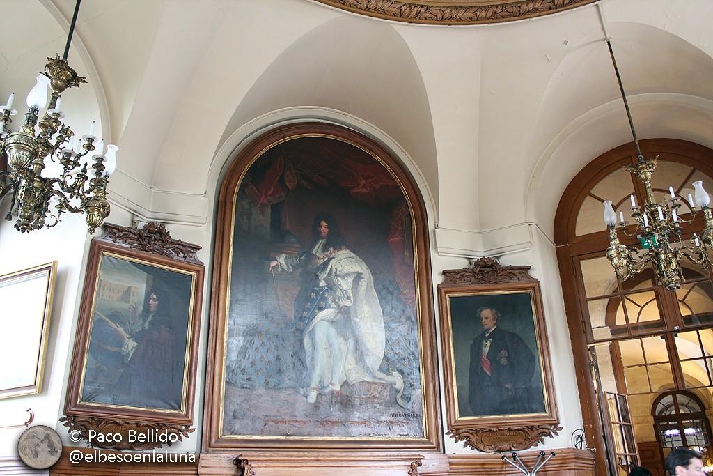 Sala del Consejo. Foto: © Paco Bellido