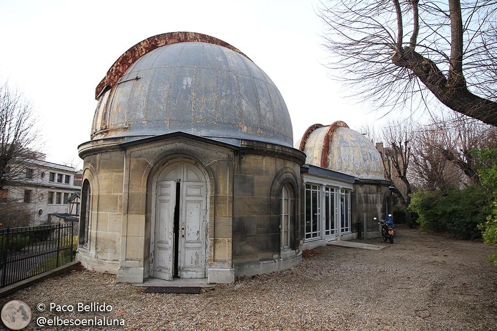 Cúpulas del edificio Cartes du Ciel. Foto: © Paco Bellido
