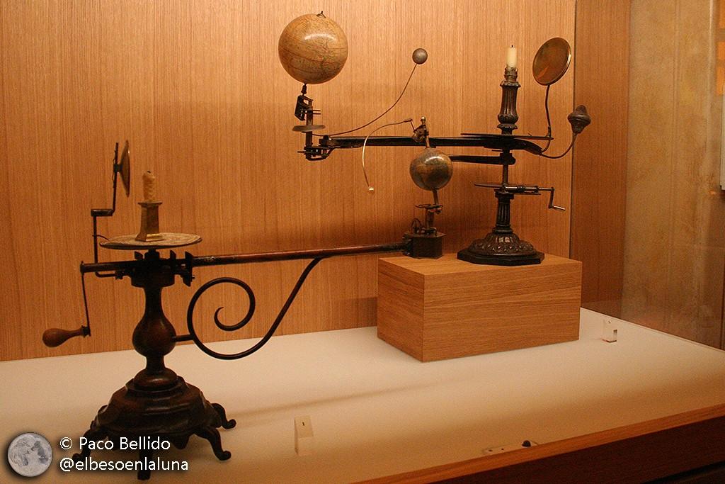 Dos telurios del siglo XIX. Foto: © Paco Bellido