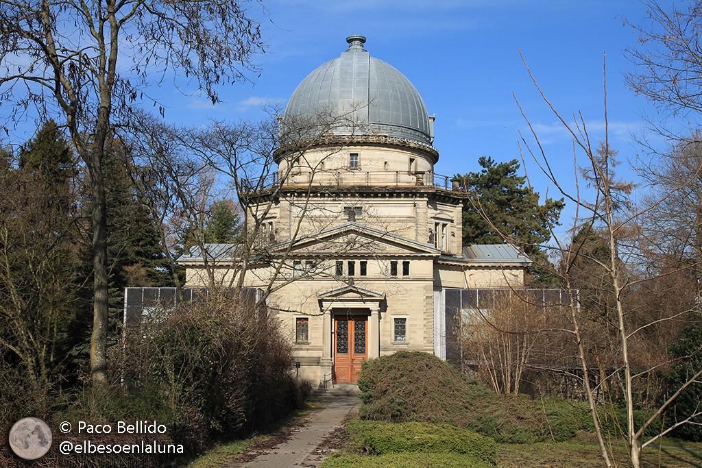 Observatorio de Estrasburgo. Foto: Paco Bellido