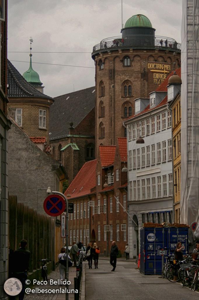 La Torre Redonda de Copenhague. Foto: Paco Bellido