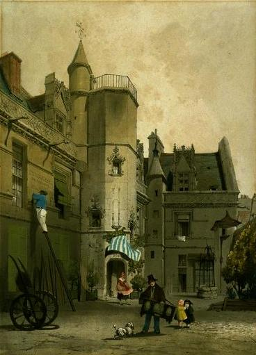Pintura de Thomas Shotter Boys (1839).