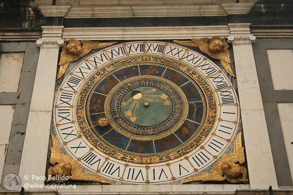 Relojes astronómicos del norte de Italia
