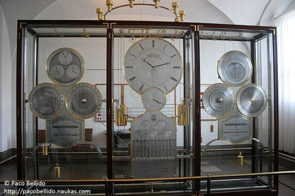 El reloj de Jens Olsen