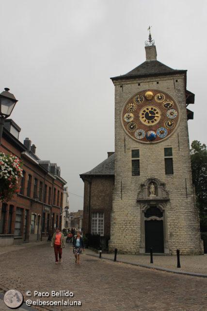 El reloj astronómico de Lier