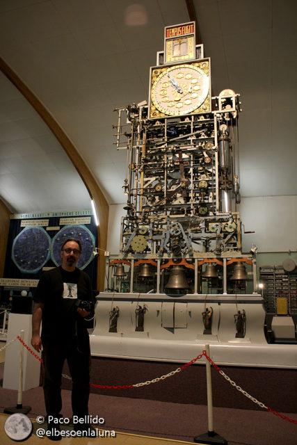 El reloj astronómico de Sint Truiden