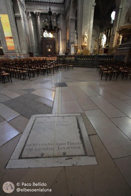 La meridiana de Saint Sulpice