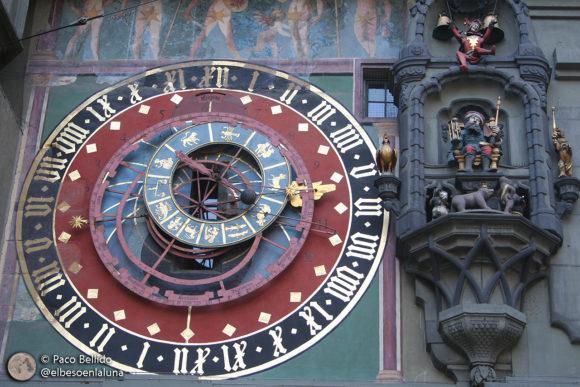 La Zytglogge de Berna
