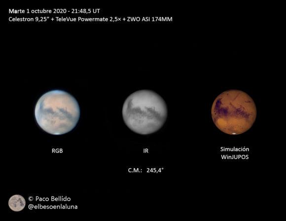 Marte, historia de un sueño