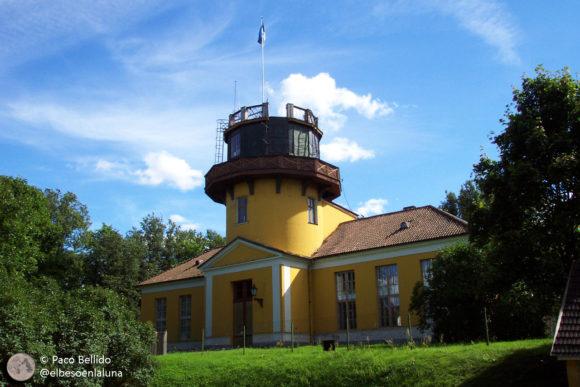 El antiguo observatorio astronómico de Dorpat (Estonia)